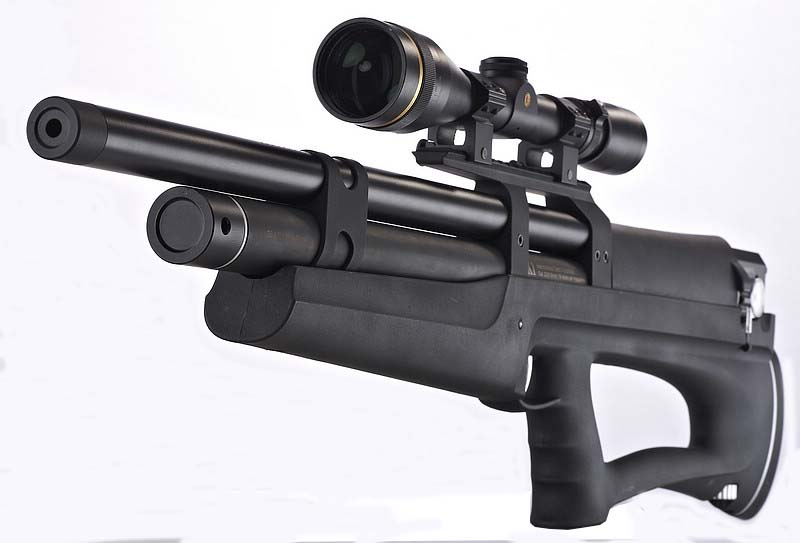 HUBEN K1 SEMI-AUTO AIR RIFLE: GEN 5   22 CALIBER